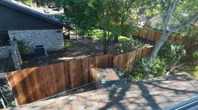 Fence posting #2