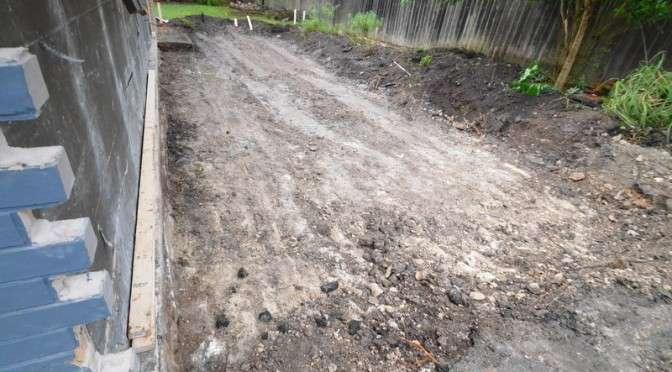The big dig — weekend update 1