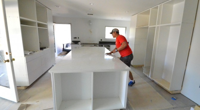 Consequential countertops