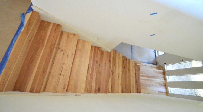 Stairs, finished