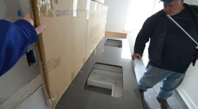 First look: Vanity countertops