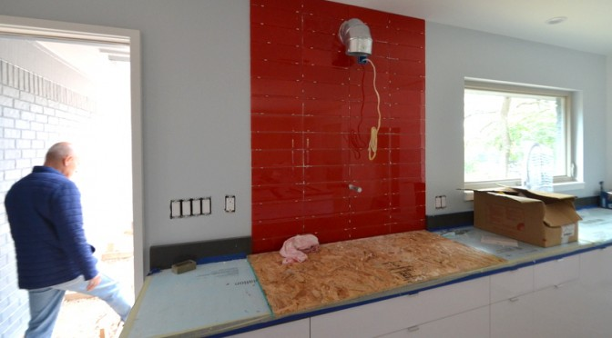 Is that backsplash red enough?