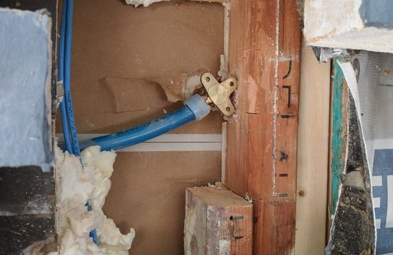 Making The Pot Filler Level And Plumb Leonhouse